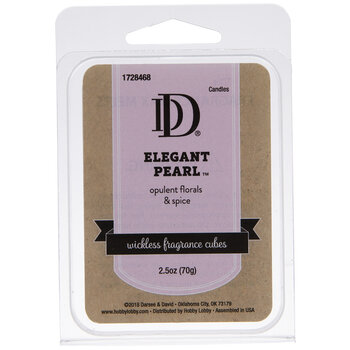 Elegant Pearl Fragrance Cubes