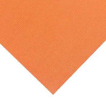 """Basketball Textured Scrapbook Paper - 12"""" x 12"""""""