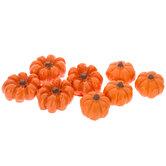 Orange Mini Pumpkins