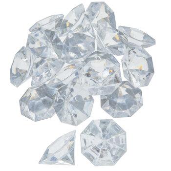 Diamond Wedding Confetti