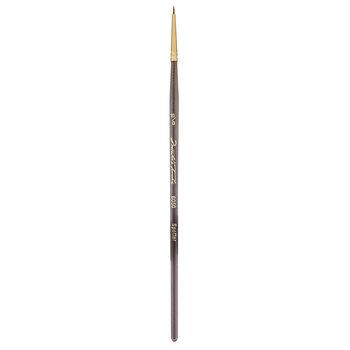 Golden Taklon Spotter Paint Brush