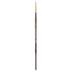Golden Taklon Spotter Paint Brush - Size 10/0