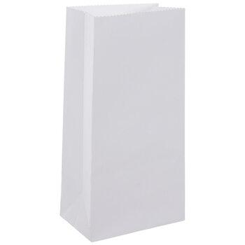 White Paper Sacks - Small
