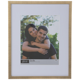 Matte Wood Wall Frame