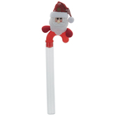 Santa Claus Candy Cane Treat Container