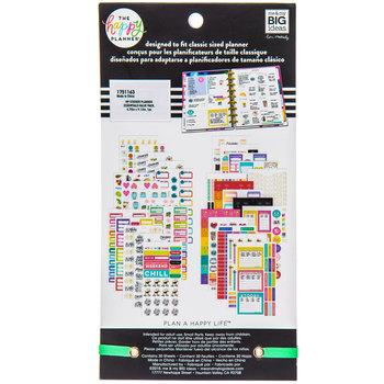 Essential Planning Happy Planner Stickers