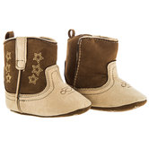 Brown Infant Cowboy Boots - 3-6 Months