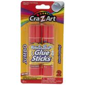 Cra-Z-Art Jumbo Glue Sticks