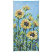 Sunflowers Canvas Wall Decor