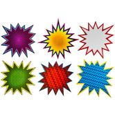 Star Burst Paper Cutouts