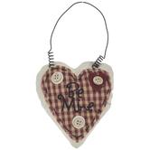 Be Mine Heart Ornament