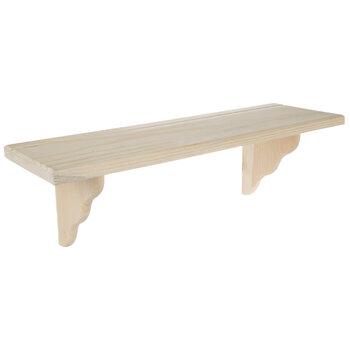 Wood Wall Shelf - Small