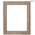 Two-Tone Stepped Wood Wall Frame - 11