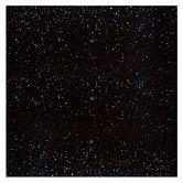 """Black Chunky Glitter Scrapbook Paper - 12"""" x 12"""""""