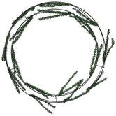 Green Pine Metal Work Wreath