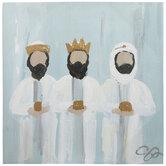 Three Wise Men Canvas Wall Decor