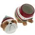 Bulldog In A Sweater Cookie Jar