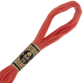 351 Coral DMC Cotton Embroidery Floss