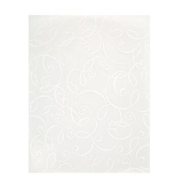 """White Ribbon Vellum Paper - 8 1/2"""" x 11"""""""