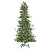 Balsam Fir Starry Pre-Lit Christmas Tree - 7 1/2'