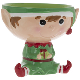 Elf Candy Bowl