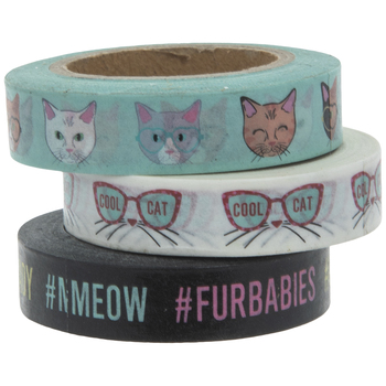 Kitty Love Washi Tape