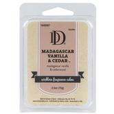Madagascar Vanilla & Cedar Fragrance Cubes