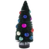 Mini Sisal Tree With Ornaments