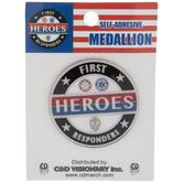 First Responders Medallion