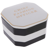 Chief Fashion Officer Jewelry Box