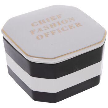 Chief Fashion Officer Jewelry Box