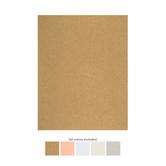 "Kraft Heavyweight Cardstock Paper Pack - 8 1/2"" x 11"""