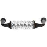 Spiraled Handle Metal Pull