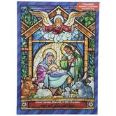 Nativity Advent Calendar With Chocolates