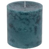 Ocean Pillar Candle