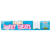 Sweet Treats Banner
