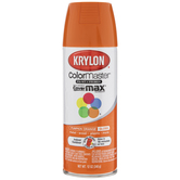 Pumpkin Orange Krylon ColorMaster Gloss Spray Paint & Primer