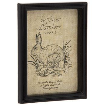 Miniature Farm Animal Framed Art