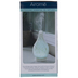 White Swirled Glass Aromatherapy Diffuser