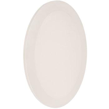 Oval Blank Canvas