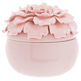 Pink Flower Jewelry Box