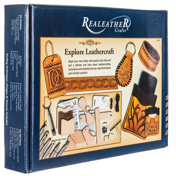Explore Leather Craft Starter Kit
