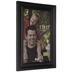 Black Classic Wood Wall Frame - 11