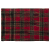 Red & Green Plaid Placemat