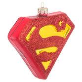 Superman Symbol Ornament