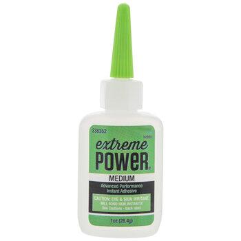 Medium Extreme Power Adhesive - 1 Ounce