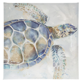Sea Turtle Canvas Wall Decor