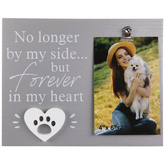 "Forever In My Heart Wood Clip Frame - 4"" x 6"""