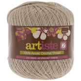 Artiste Acrylic Crochet Thread