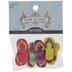 Flip-Flop Shank Buttons